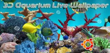 Скачать 3D Aquarium Live Wallpaper PRO