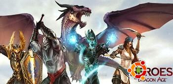 Андроид Heroes of Dragon Age