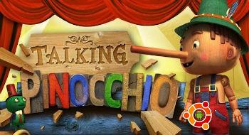 Пиноккио Talking Pinocchio