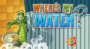Where's My Water на андроид