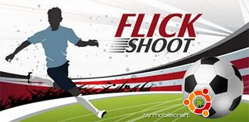 Футбол на android - Flick Shoot