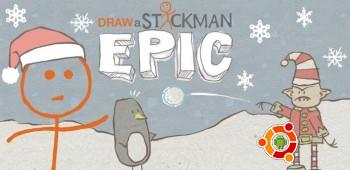 Draw a Stickman: EPIC на android