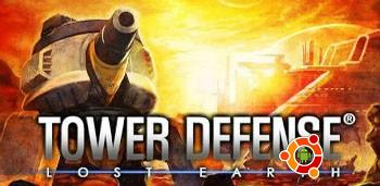Tower Defense: Lost Earth на android