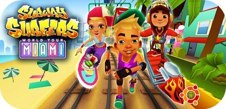 Subway Surfers 2 Miami