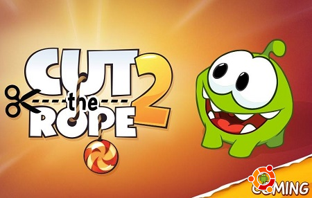 Игра Cut the Rope 2 на android