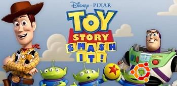 Toy Story: Smash It! на андроид