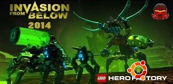 Скачать LEGO Hero Factory Invasion