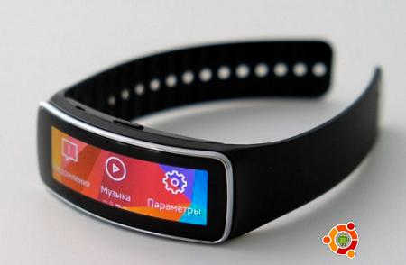 Обзор Samsung Gear Fit