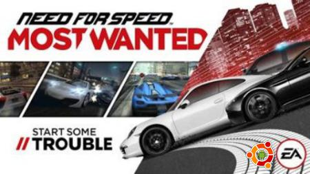 Игра Need For Speed: Most Wanted гонки android