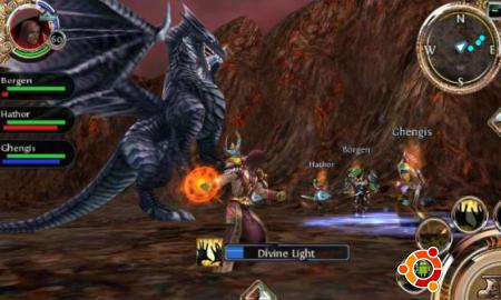 Игра Order & Chaos Online - MMORPG на android