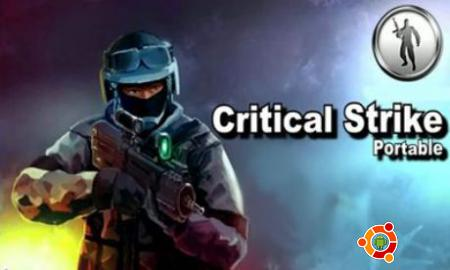 Игра Critical Strike Portable - Контр Страйк на андроид