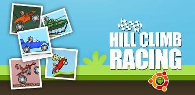 Hill Climb Racing Android GamePlay HD | Гонки по …