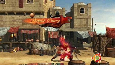 Игра Prince of Persia Shadow&Flame на Android