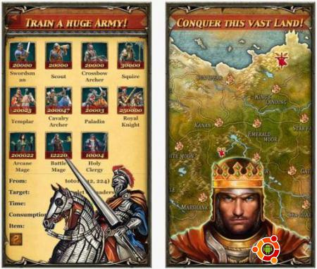 Игра Kings Empire для Android