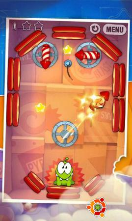 Игра Cut the Rope Experiments для Android