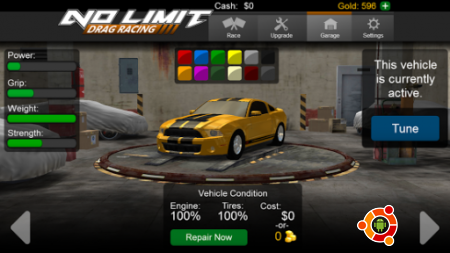 Игра Need for Speed No Limits для Android