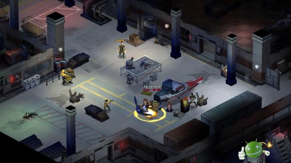Игра Shadowrun Returns для Android